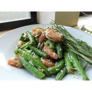 Garlic Lover's Shrimp and Green Bean Salad.