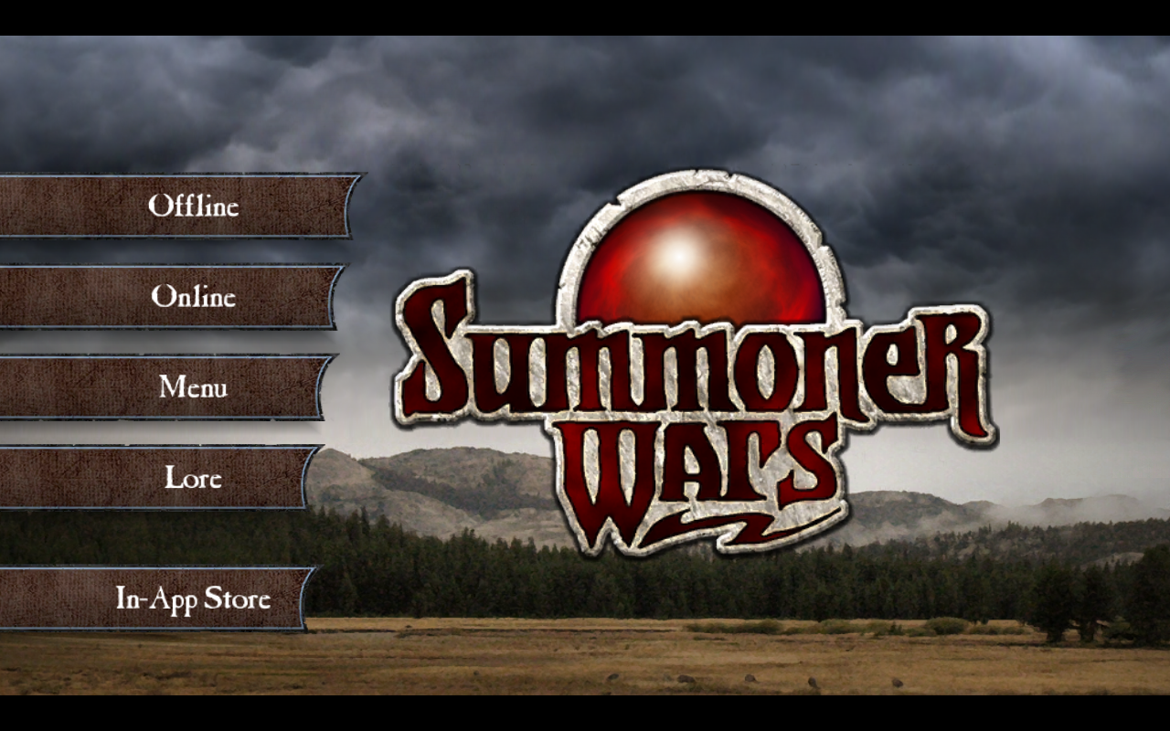 Summoner Wars - screenshot