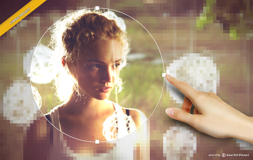 【免費攝影App】馬賽克焦點:照片編輯-APP點子