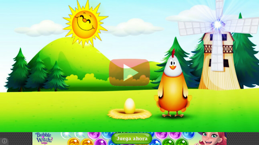【免費娛樂App】Happy Hen and Chicken-APP點子