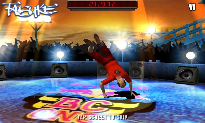 Red Bull Breakdance Champion - screenshot