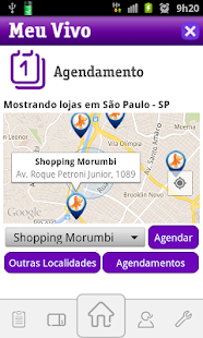 Meu Vivo App- screenshot thumbnail