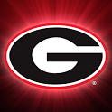Georgia Bulldogs Live Clock icon