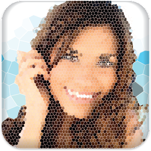 Mosaic Photos Icon