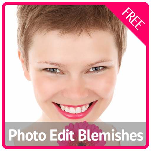 Photo Edit Blemishes Review 攝影 App LOGO-APP開箱王