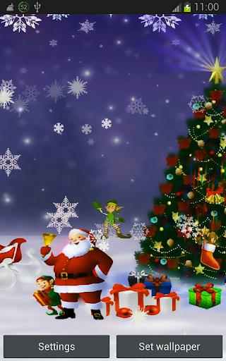 【免費個人化App】Christmas Magic Elf Santa HD-APP點子