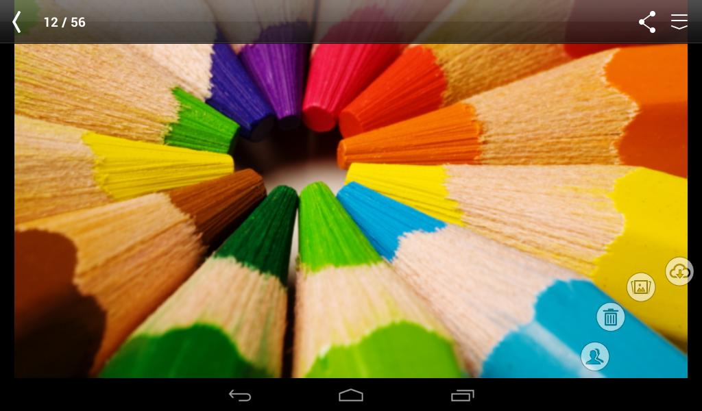 abPhoto (photo backup) - screenshot