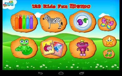 123 Kids Fun MEMO - screenshot thumbnail
