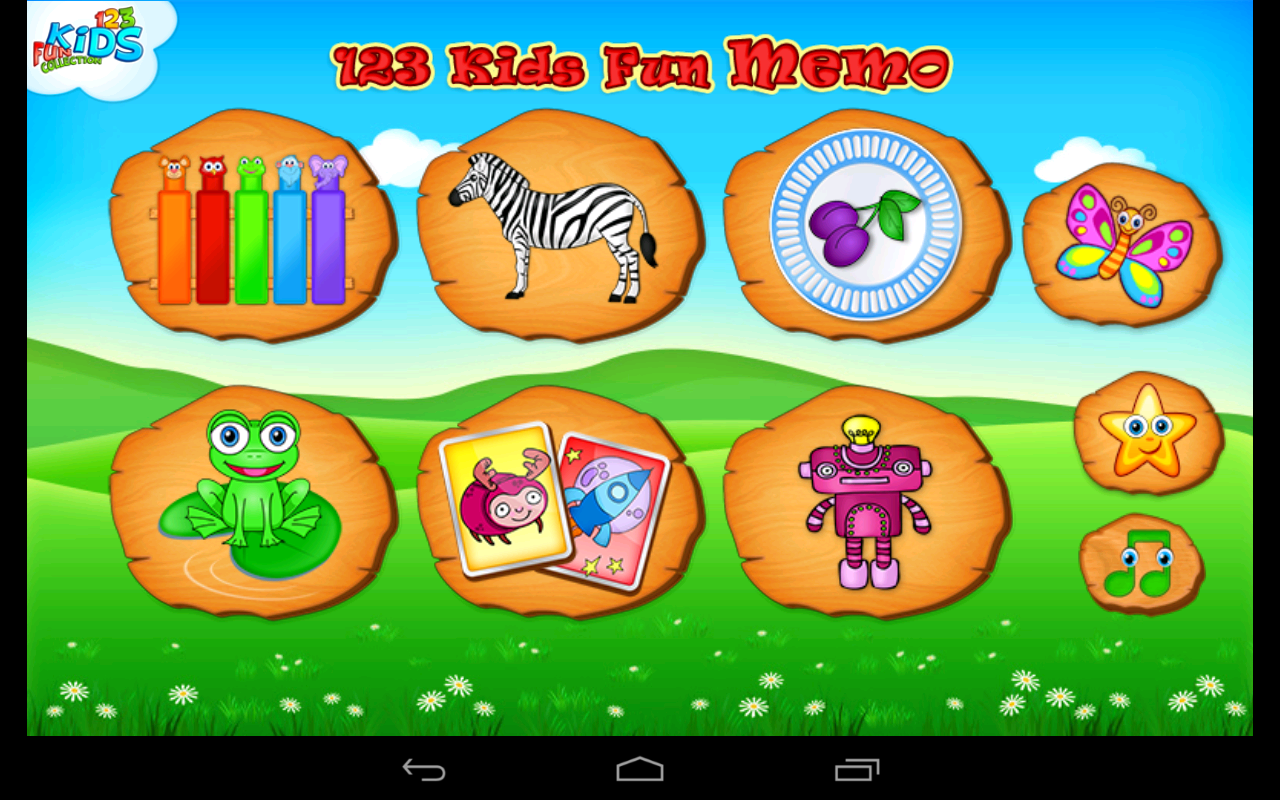 123 Kids Fun™ MEMO Free - screenshot