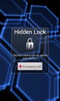 Screenshot of Hidden Lock Pro