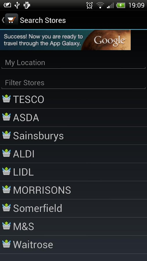 Superstores Locator Free- screenshot