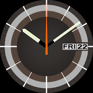 70s watchface for Android Wear- screenshot thumbnail