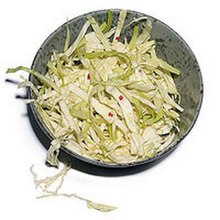 North Carolina-Style Coleslaw