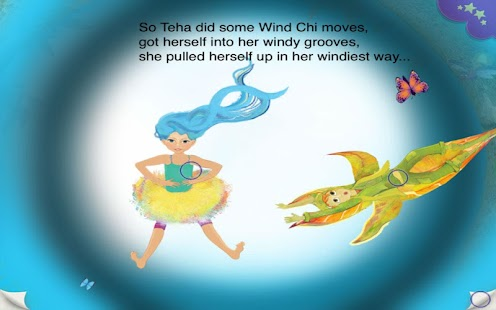 Teha : Helps Little Leaf Fly - screenshot thumbnail