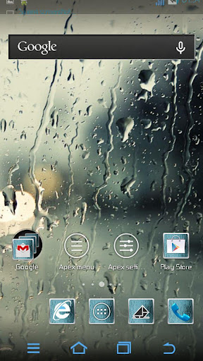 Rainy Icons Apex Nova Go