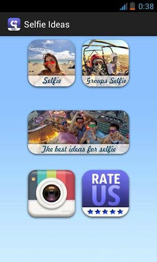 Selfie Ideas + Camera Lite