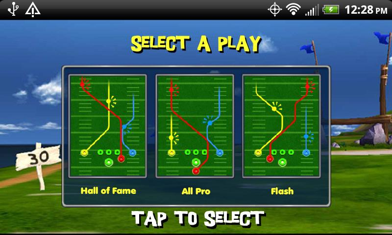 Jerry Rice Dog Football- screenshot