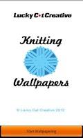 Screenshot of Knitting Wallpapers