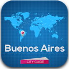 Buenos Aires Guide Hotels Map icon
