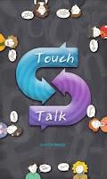 Screenshot of Real-time translator-TouchTalk