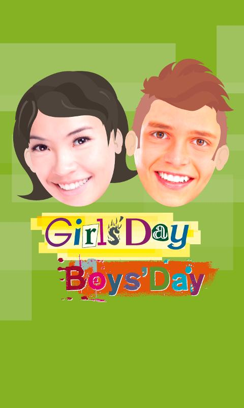 Girls'Day & Boys'Day BerufeApp - screenshot