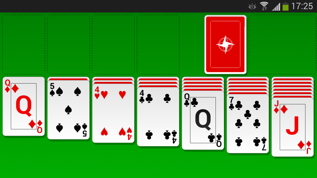 Solitaire Compendium- screenshot