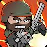 Установить  Doodle Army 2 : Mini Militia [Мод: Unlocked]