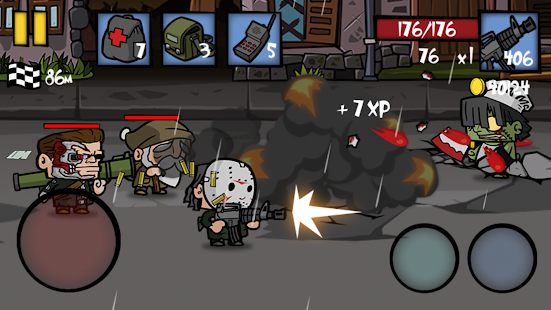 Zombie Age 2- screenshot thumbnail