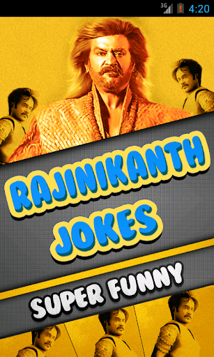 Rajinikanth Jokes Super Funny