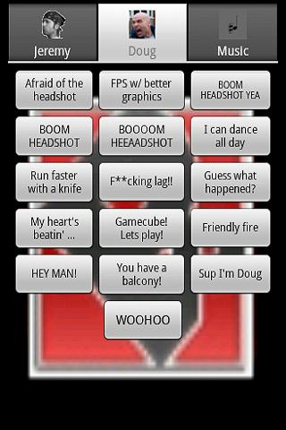 Pure Pwnage Soundboard - screenshot