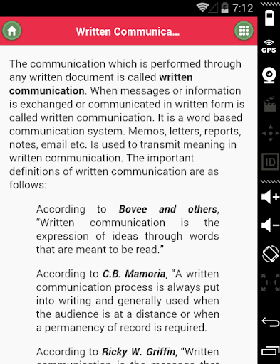 【免費商業App】Business Communication-APP點子