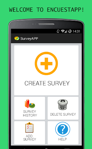 SurveyAPP - Fast Surveys