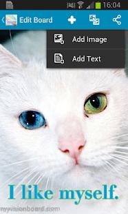 Jack Canfield VisionBoard - screenshot thumbnail