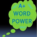 A+ Word Power GRE GMAT Lite! logo