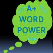A+ Word Power GRE GMAT Lite!