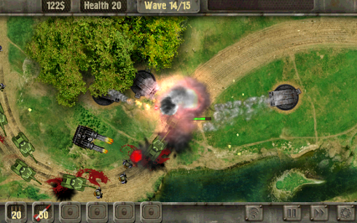 Defense Zone - Original 1.1.1 screenshots 9