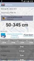 Screenshot of iSKI Swiss