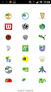 World Logo Quiz - screenshot thumbnail