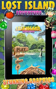 Lost Island Adventure Deluxe- screenshot thumbnail