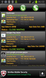 Connection Tracker - screenshot thumbnail