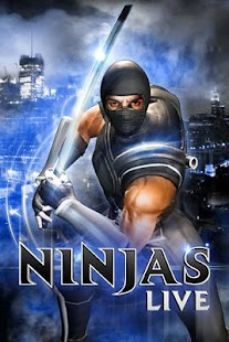 Ninjas Live™- screenshot thumbnail