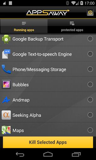 Apps Away - Battery Data Saver