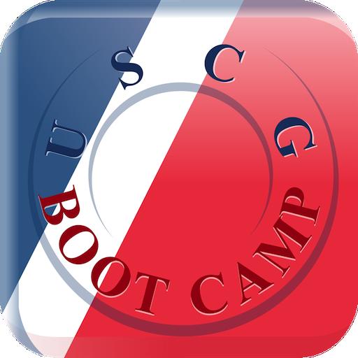USCG Boot Camp LOGO-APP點子