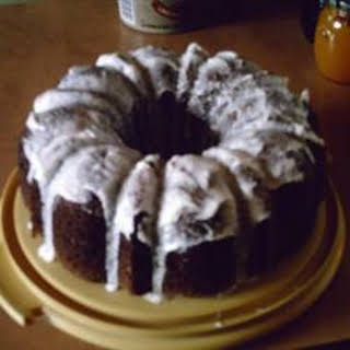 Persimmon Cake.
