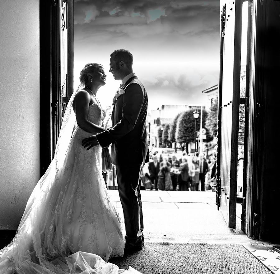 One by Astrid Hagland Gjerde - Wedding Bride & Groom ( love, married, wedding, bride, groom )