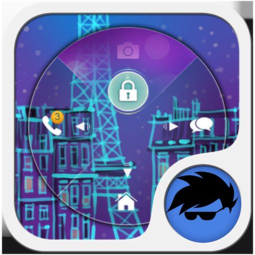 个人化のパリロッカー LOGO-記事Game