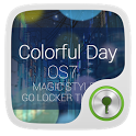 Colorful Day Locker Theme icon