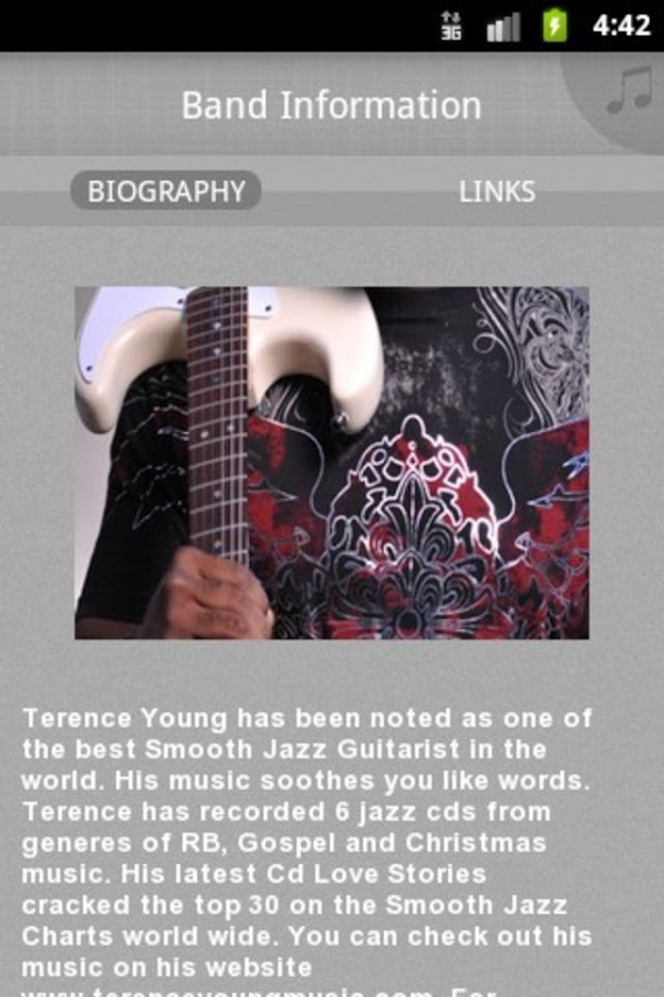 The Terence Young Experience - screenshot