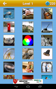 Guess The Word: 4 Pics 1 Word - screenshot thumbnail
