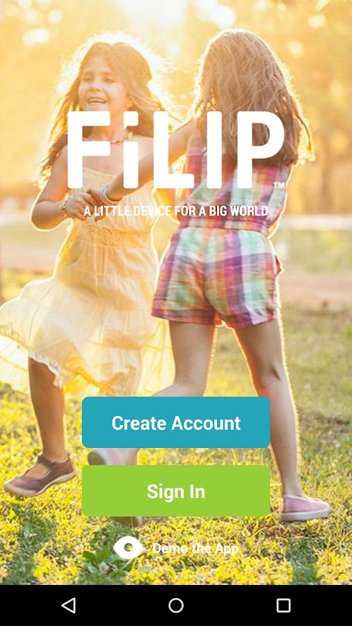 FiLIP™ - screenshot